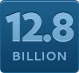 12.8 Billion